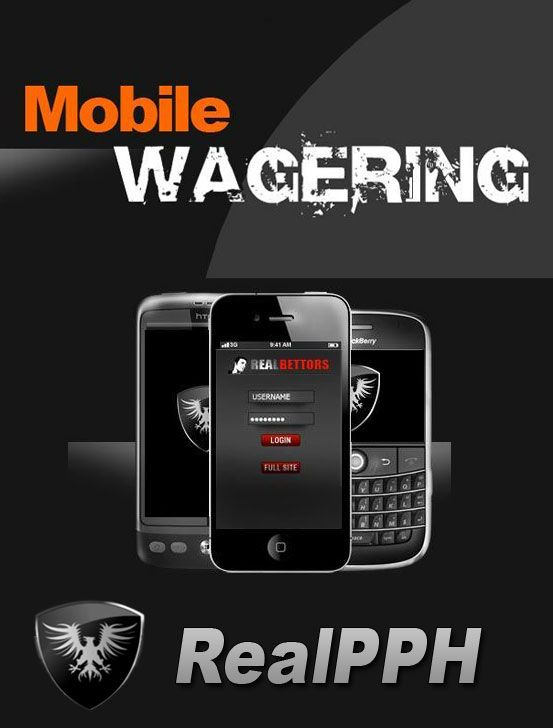 pay per head mobile wagering