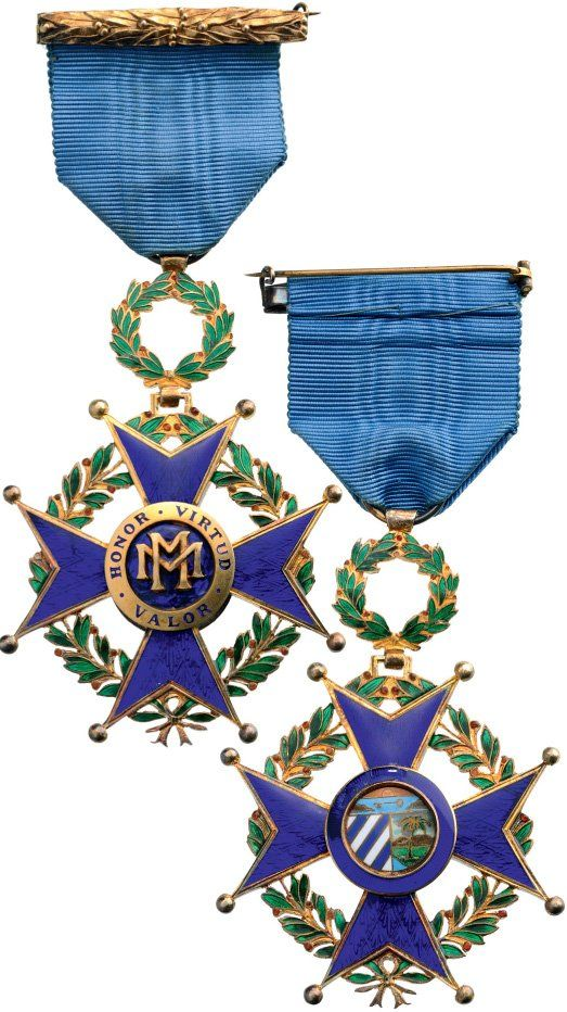 ORDER OF MILITARY MERIT : Lot 315