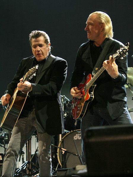 Glenn Frey & Joe Walsh - Stagecoach California's Country Music Festival 2008 - Day 1