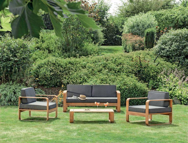 Gradina este o prelungire a propriei locuinte.  #kikaromania #mobilier #relaxare #gradina Marsala Lounge Set, 4.999 lei