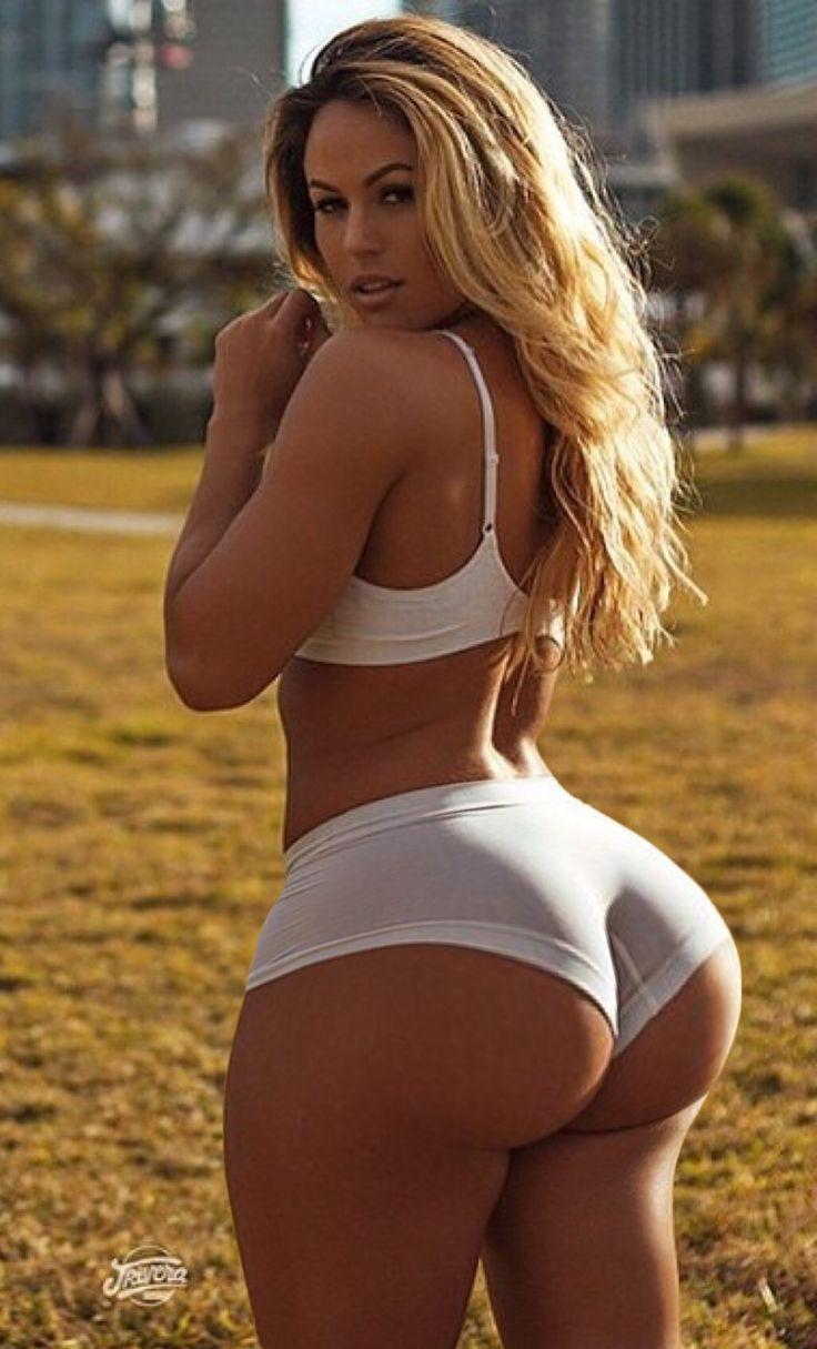 Wide around the waist beautiful woman naked