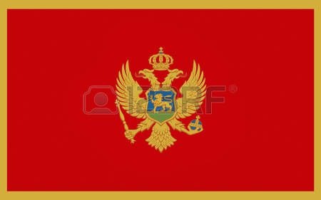 Flag Montenegro: Flag of Montenegro is a sovereign state in Southeastern Europe