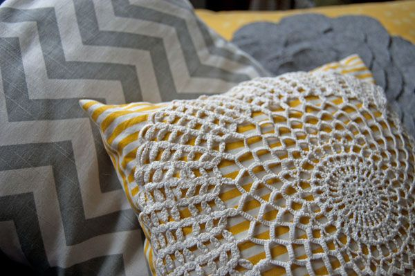 Decorating with Doilies: Three DIY Projects | Goodwill Industries ...