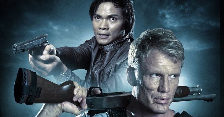 'Skin Trade' Trailer Starring Dolph Lundgren & Tony Jaa -- Michael Jai White, Ron Perlman and Peter Weller co-star in the action-packed thriller 'Skin Trade', which comes to theaters this May. -- http://www.movieweb.com/skin-trade-movie-trailer
