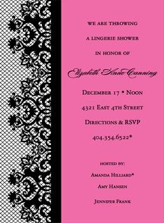 Noteworthy Invitations as best invitation design