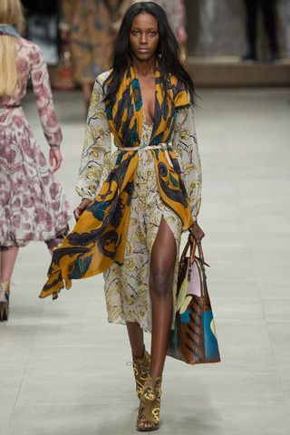 Burberry Prorsum Fall 2014 Ready-to-Wear Collection Slideshow on Style.com