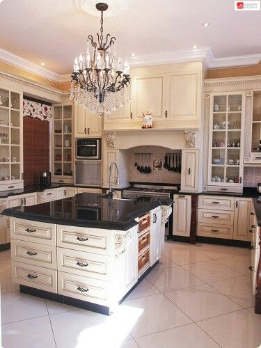 1706 best beautiful kitchens images on pinterest for Beautiful kitchen designs in south africa