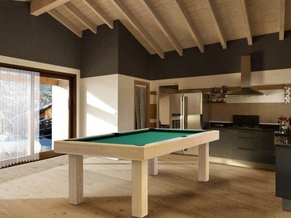 44 best billards images on pinterest billard table pool for Modele maison nobless
