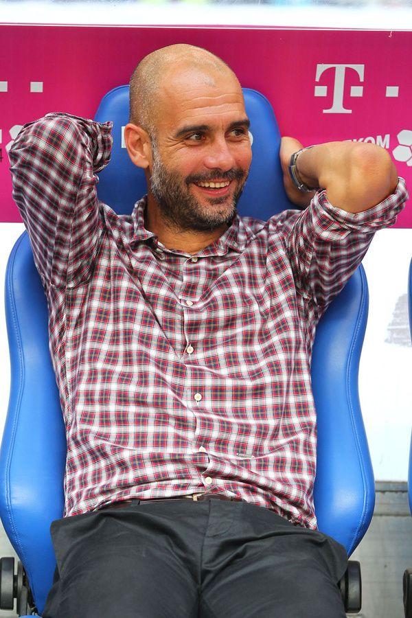 Pep Guardiola - Le meilleur de l'été