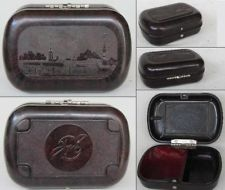VERY NICE VINTAGE EMPTY BAKELITE BOX OF ELECTRIC SHAVER RUSSIA 1940-50 & 200 best Boxes images on Pinterest | Trinket boxes Cigarette box ... Aboutintivar.Com