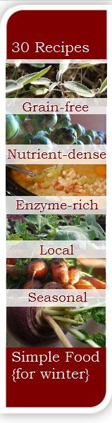Fermented Food for Beginners: Lacto-Fermented Vegetables | Nourishing Days