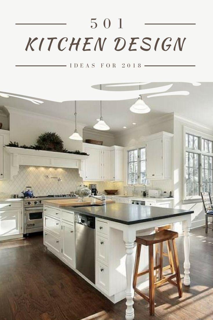 101 Custom Kitchen Design Ideas Pictures Black Kitchen