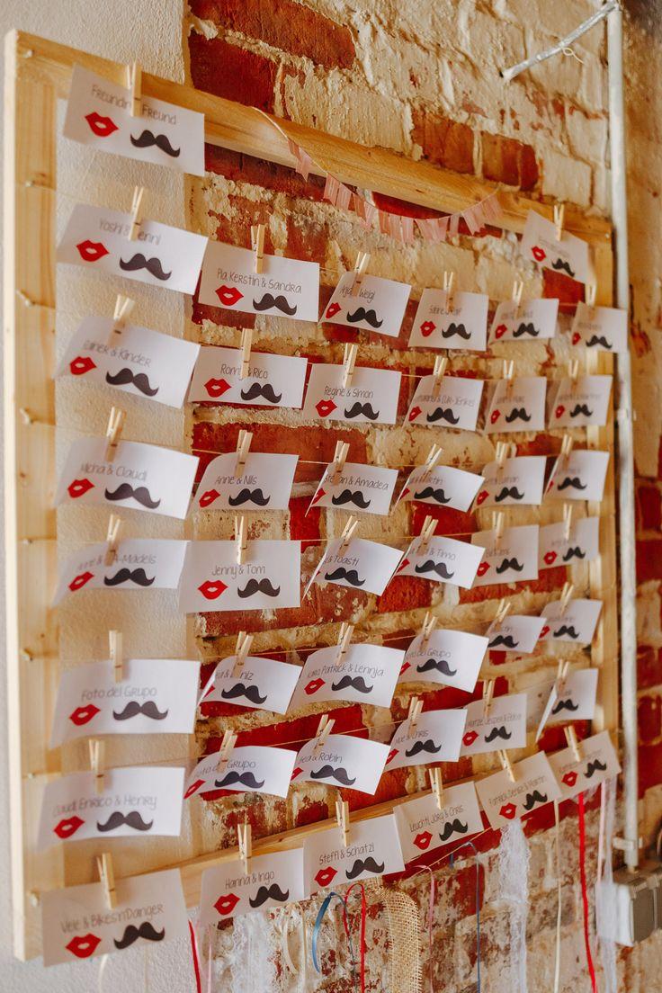 135 best Sitzplan und Tischplan für Hochzeit I Table Plan images on ...