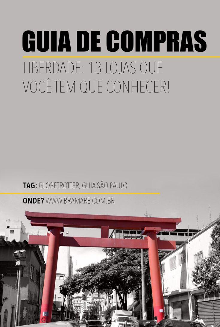 Um dia desses minha amiga Ana fez uma proposta irrecusável: E se fossemos juntas cobrir os pontos mais legais da Liberdade, o bairro tradicional oriental aqui de São Paulo? Fazer um guia não só de …
