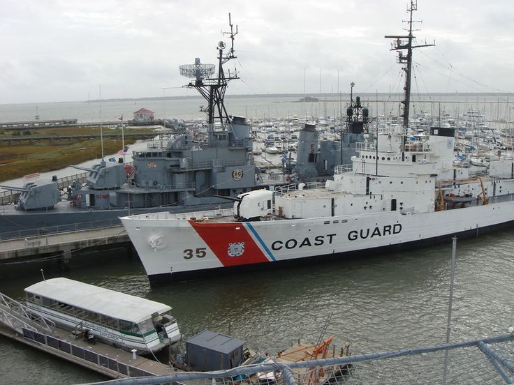 USCGC WHEC 35 the Ingham. She is now a member of Key West Maritime Memorial Museum.
