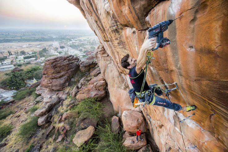 Conoce a Kilian Fischhuber uno de los escaladores más famoso en el mundo de la #escalada libre.