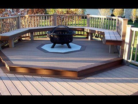 Composite Decking Cost | Composite Decking Prices At Lowes | Trex Deckin...