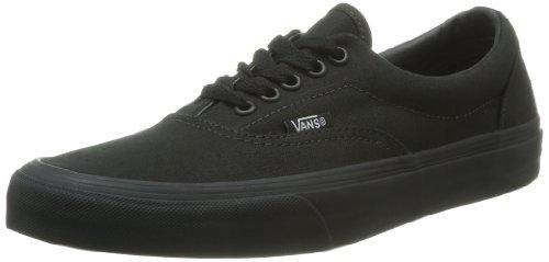 Oferta: 56€ Dto: -20%. Comprar Ofertas de Vans - Zapatillas de skate de lona, unisex , color negro (black/black), talla 45 barato. ¡Mira las ofertas!