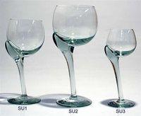 Upcycled Wine Glasses