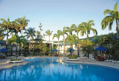 Hotel Decameron Marazul - Todo incluido - Isla de San Andrés.