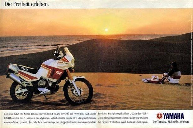 Yamaha XTZ 750 Super Tenere (1989)