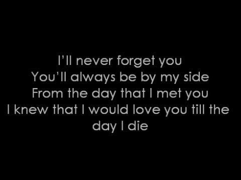 Zara Larsson & MNEK - Never Forget You (Lyrics) HQ - YouTube.        To my friends that support me and help me through thick and thin.