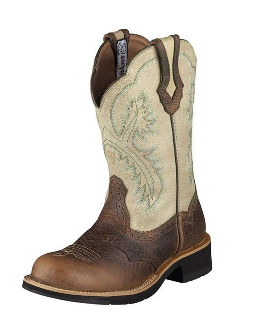 I think I like these, but I'm not sure....: Cowgirl Boots, Shoes, Cowboy Boots, Ariat Women S, Style, Women S Showbaby, Showbaby Boot, Earth Bone Crackle