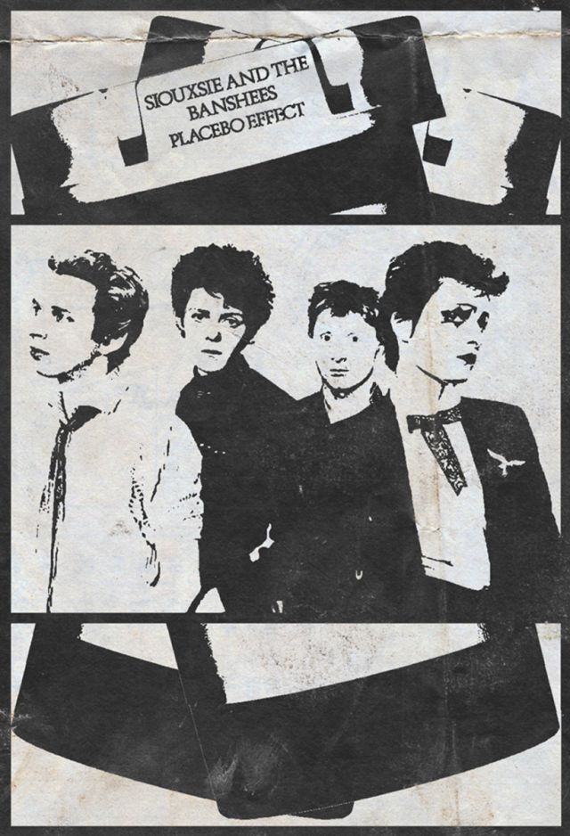 Placebo Effect - Siouxsie and the Banshees, 1979