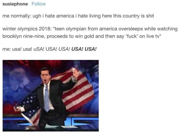 18 Tumblr-Beiträge über die Olympischen Spiele, die einfach nur lustig sind
