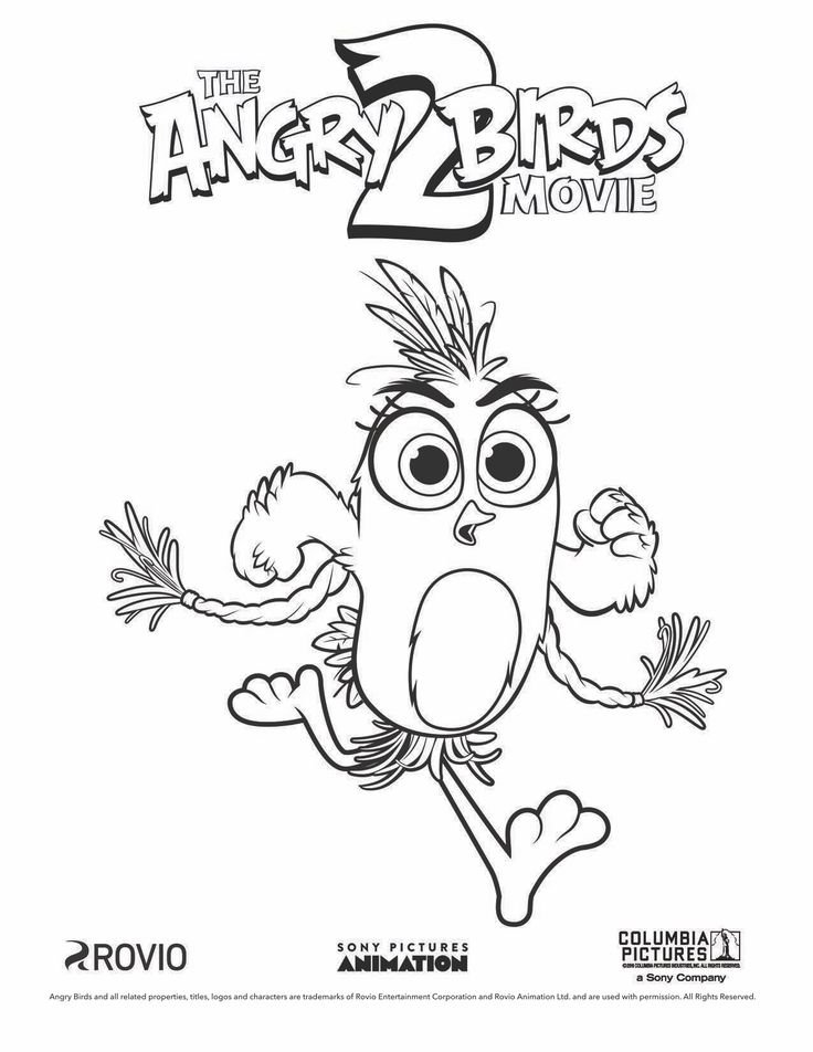 Print out this coloring page to create an im-peck-able ...