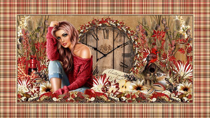 Adrienne´s Designs: Regina/Autumns End