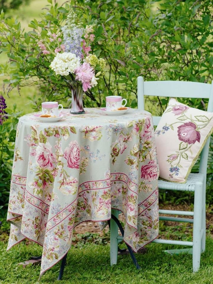 The  Tablecloth!!