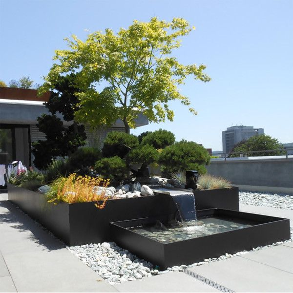Balkon- und Terrassengestaltung: Bacher Garten-Center AG - Giardina24 -