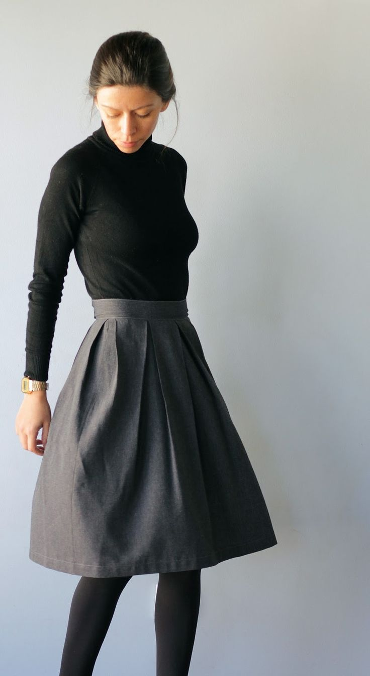 17 best ideas about box pleat skirt on pleated