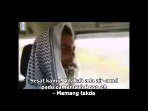 Wahabi Koplak vs Sopir Taksi | SarkubTV