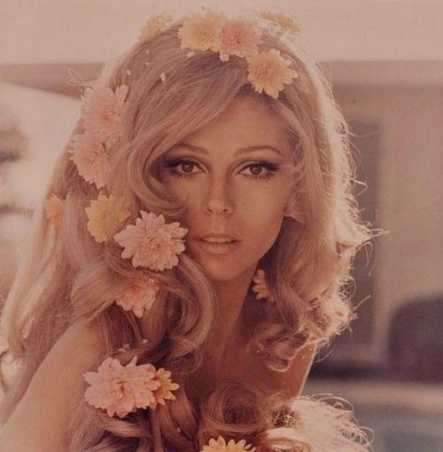 | Follow for more vintage art and photography: http://www.pinterest.com/OddSoulbyAfura/vintage/ #Nancy #Sinatra