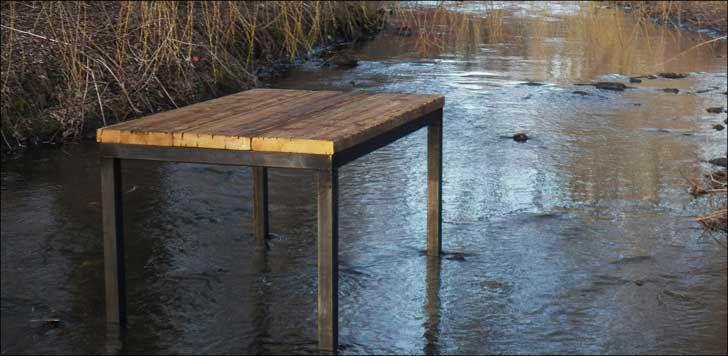 Tisch - Lebendige Landungsbrücke http://www.alsterplanke.de/mtisch.php