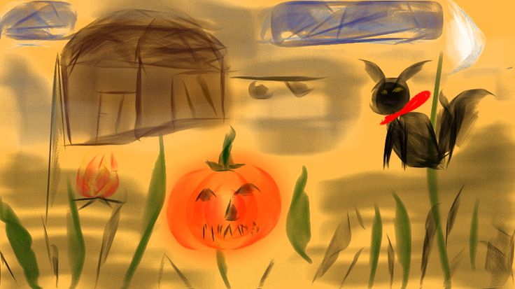 Samhain Allan Lucena #Arte #Digital