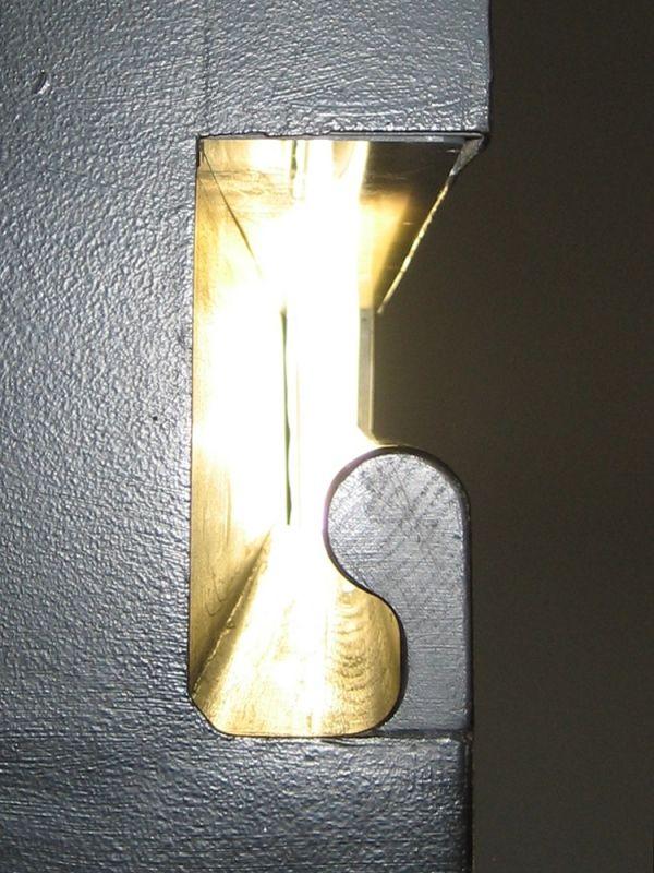 tate stairrail detail london hall herzog de meuron stair