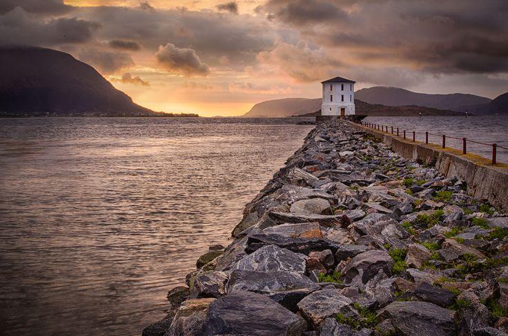 lighthouse by John Einar Sandvand on 500px