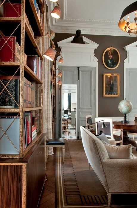1000 images about paris interiors on pinterest balmain apartments and architectural digest. Black Bedroom Furniture Sets. Home Design Ideas