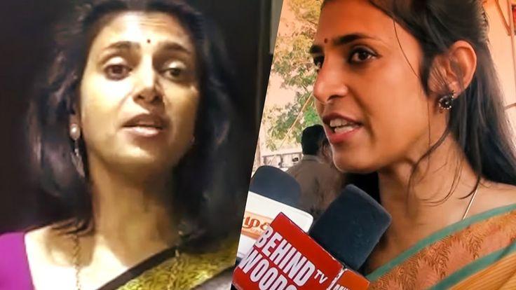 Kasthuri reacts on Puri Jagannadh supporting Balakrishna slapgate brings in analogy to drug case