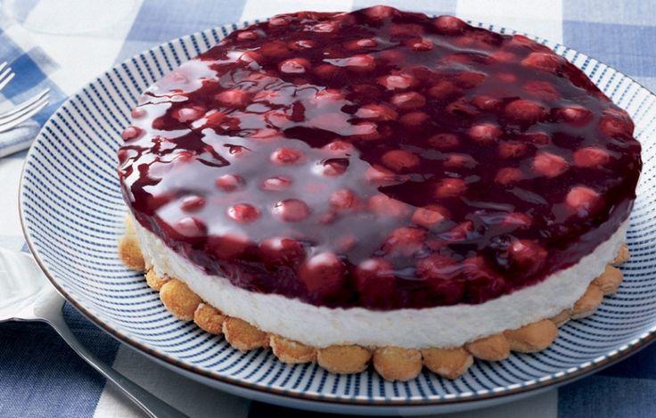De taart die je zonder oven maakt. Jeugdsentiment!