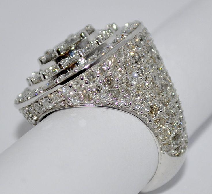 huge diamond rings