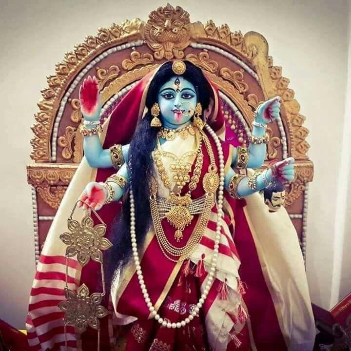 Maha Kali  Kolkatta Durga, Kali Pooja