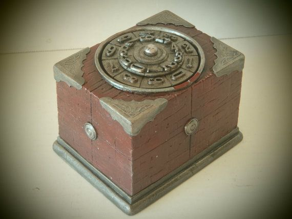 Custom Steampunk Deck Box for MTG Sleeved Cards by Leifkicker, $50.00