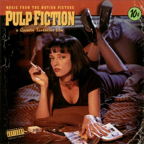 Pulp Fiction Soundtrack