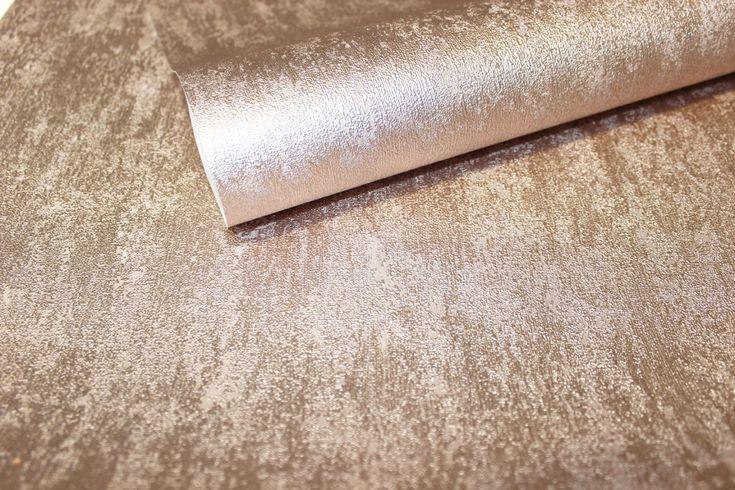 vliestapete kintsugi optik beige grau rose gold metallic. Black Bedroom Furniture Sets. Home Design Ideas