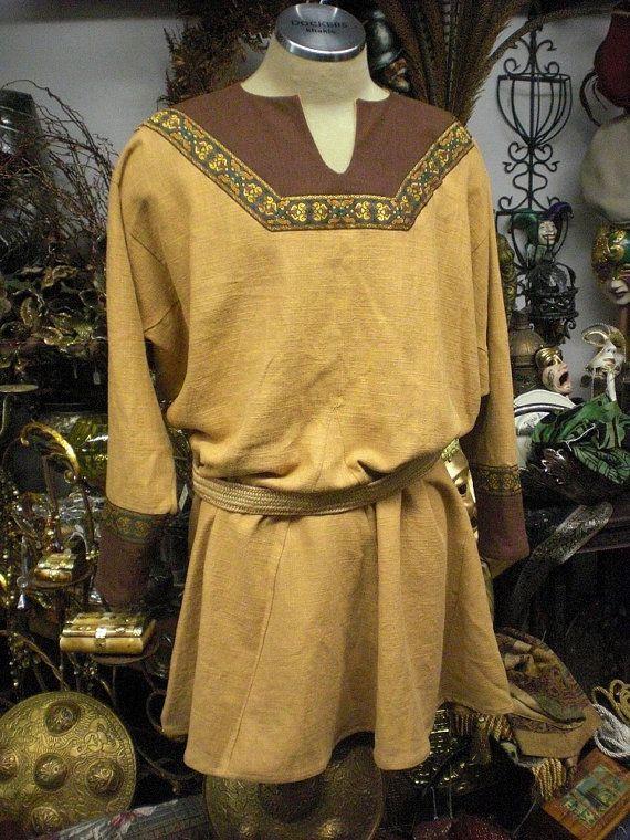 Men's Norse Viking Tunic - Large