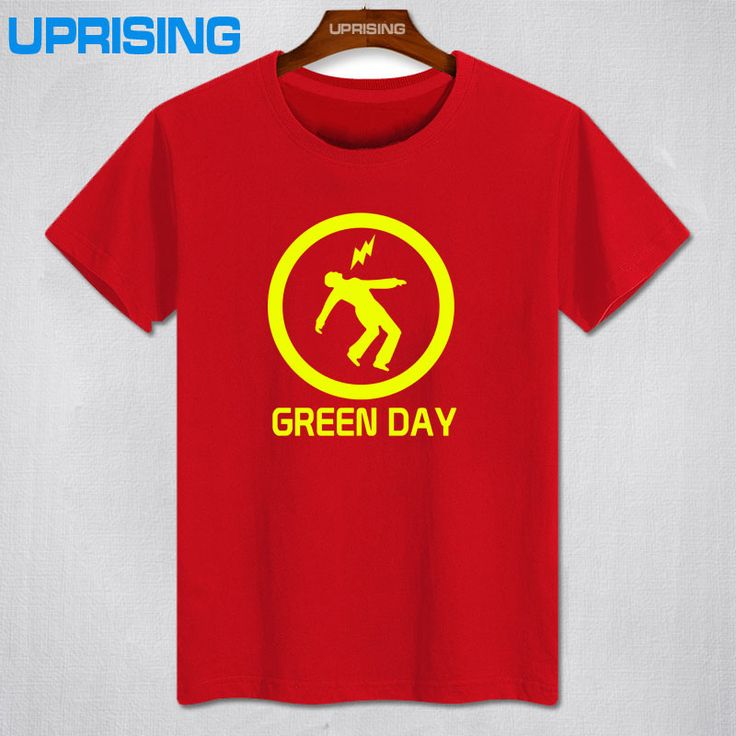 >> Click to Buy << Warning Album Green Day Minority Waiting Billie Joe Armstrong Mike Dirnt couple clothes man sporter short-sleeve T-shirt #Affiliate